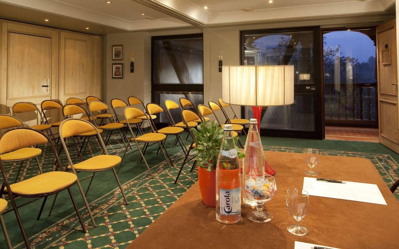 Prestigious bar Hotel de charme Alsace