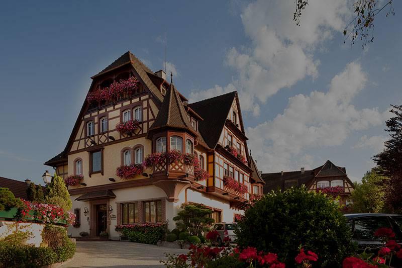 Spacious seminar room Hotel Seminaire Strasbourg