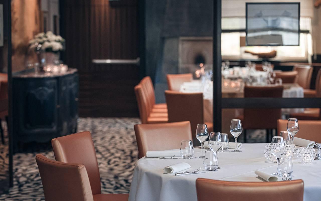 Business lounge Hotel de charme Alsace
