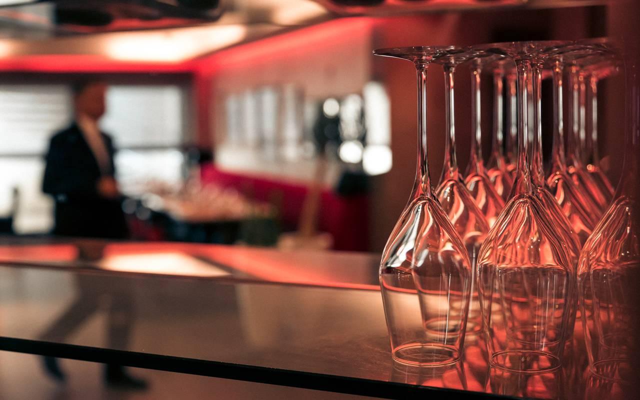 Cozy cafeteria Hotel Seminaire Strasbourg