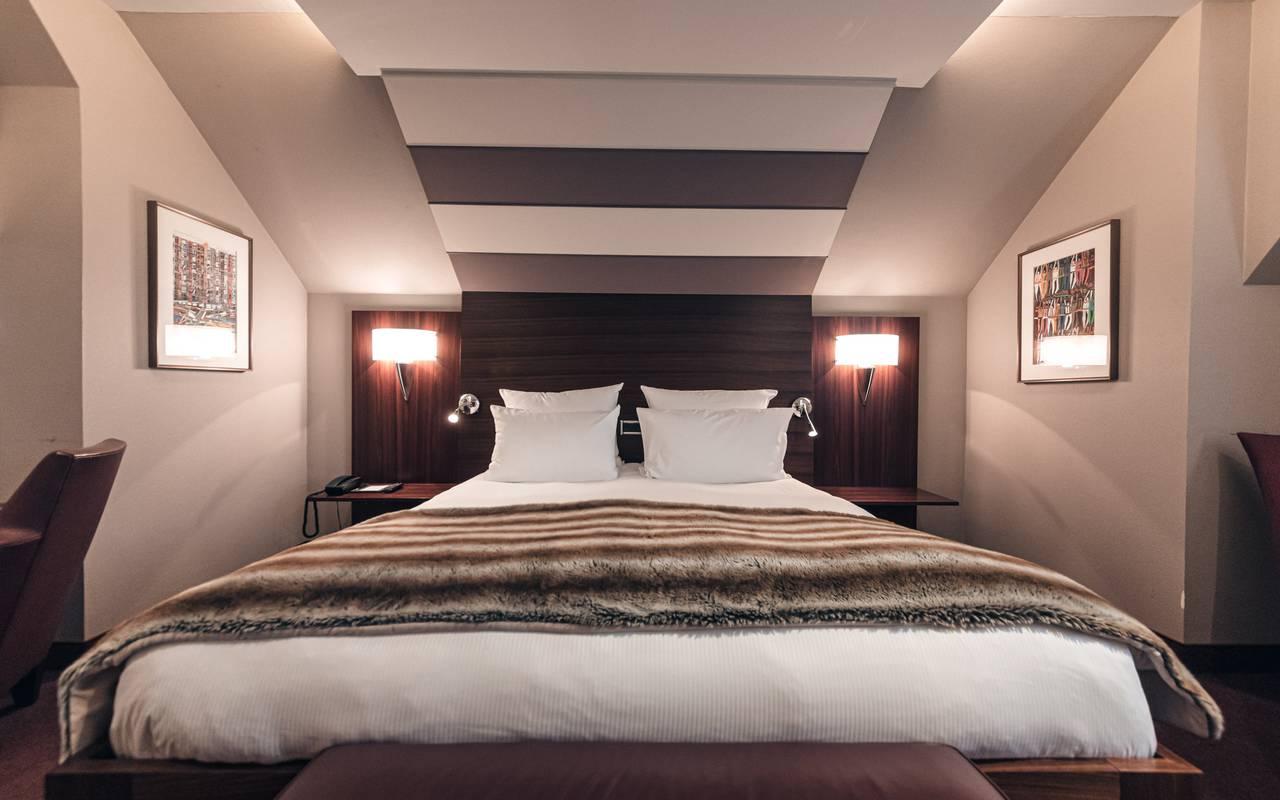 Cozy restaurant room Hotel de charme Alsace