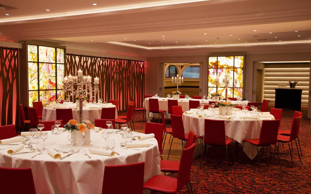 Friendly brunch Hotel de charme Alsace