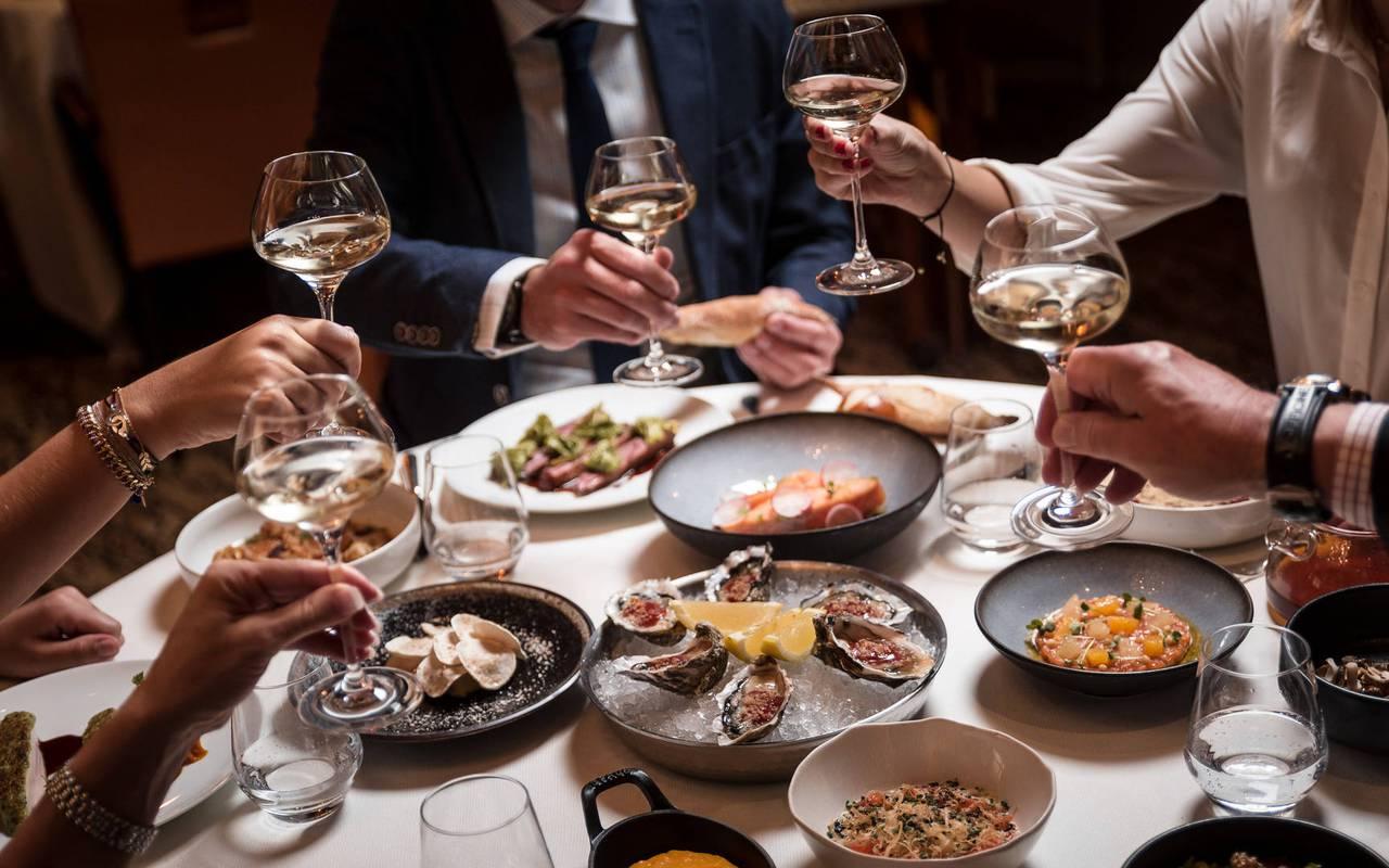 Restaurant gastronomique Hôtel spa Strasbourg