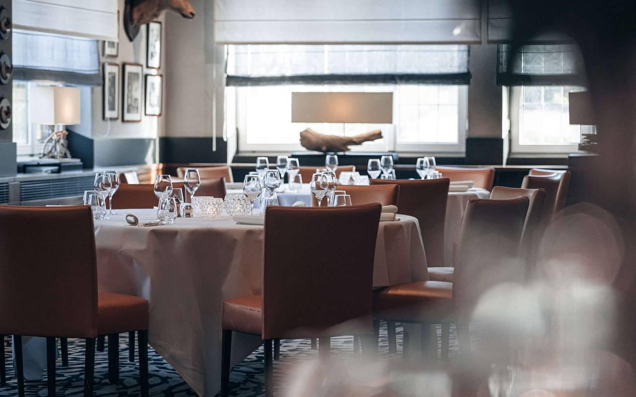 Bar cosy et prestigieux Hotel de charme Alsace
