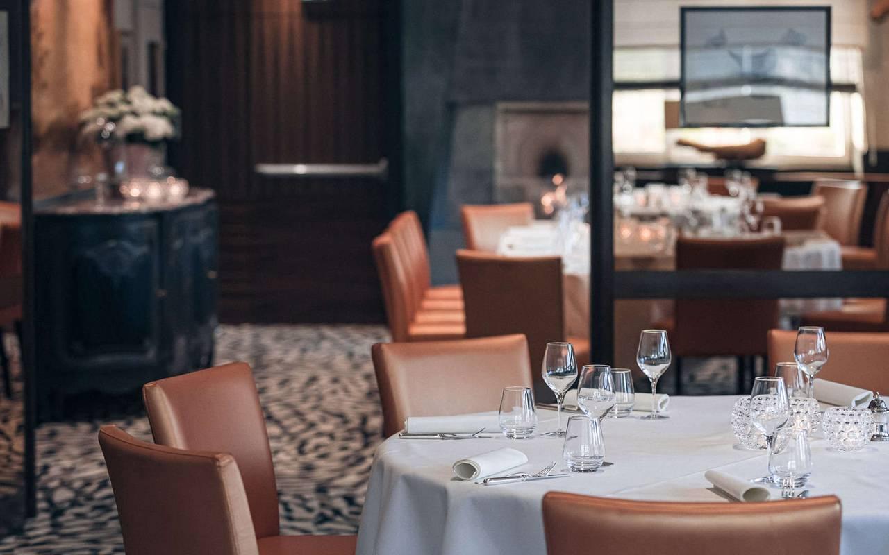 Cuisine prestigieuse Hotel de charme Alsace