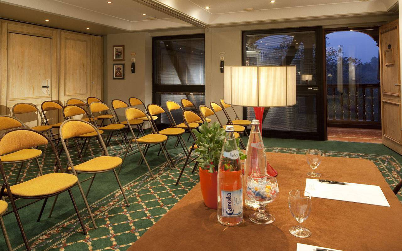 Bar prestigieux Hotel de charme Alsace