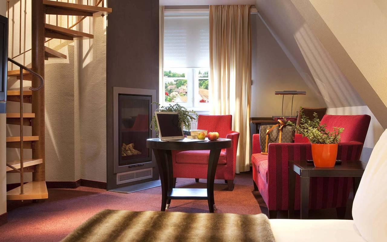 Restaurant gastronomique Hotel de Charme Alsace