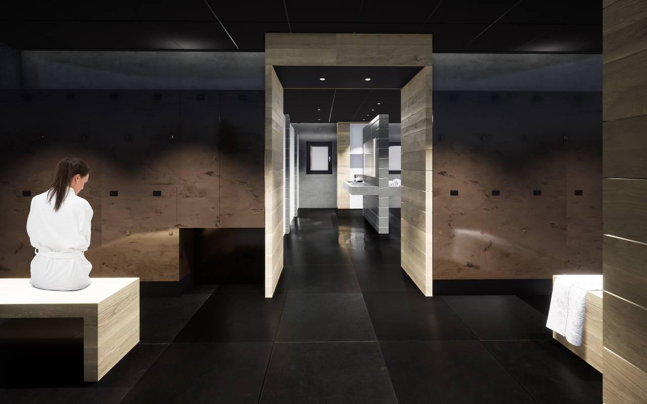 Salle de restaurant rustique Hotel Seminaire Strasbourg