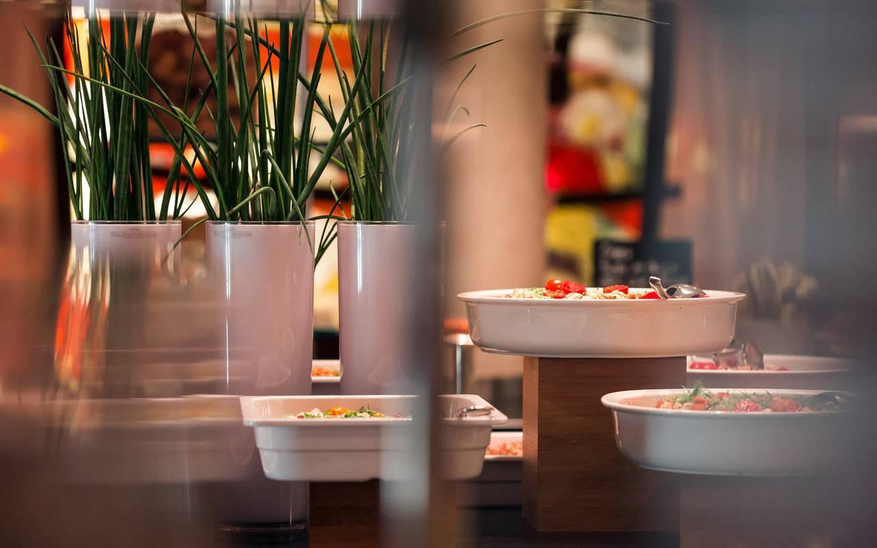 Cafeteria séminaire prestigieux Hotel Seminaire Strasbourg