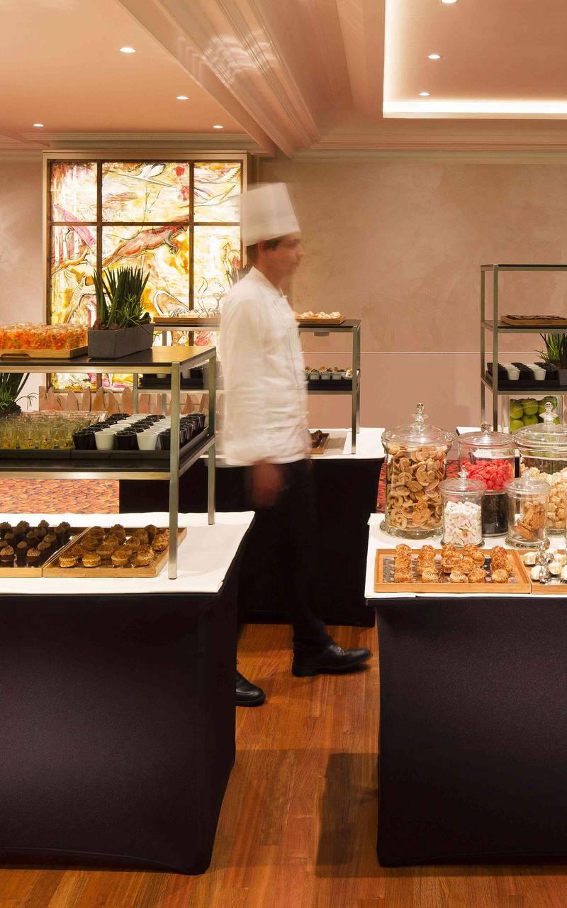 Repas gastronomique savoureux Lieu Séminaire Strasbourg
